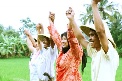 'Rice' up for small farmers