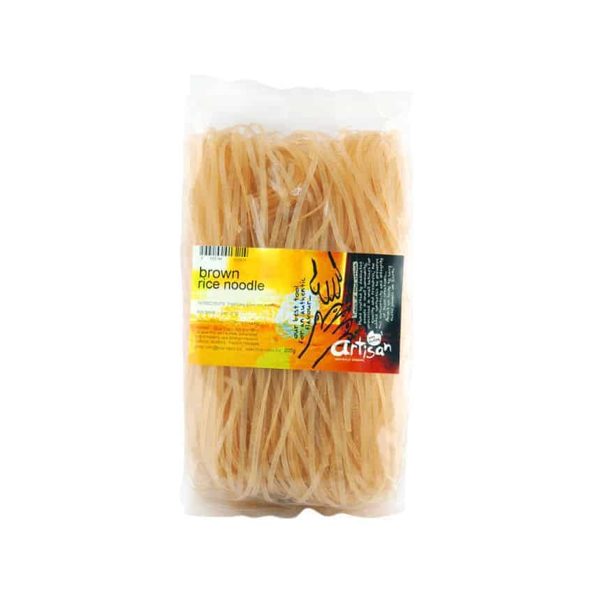 tbites Artisan Brown Rice Noodle, 200g