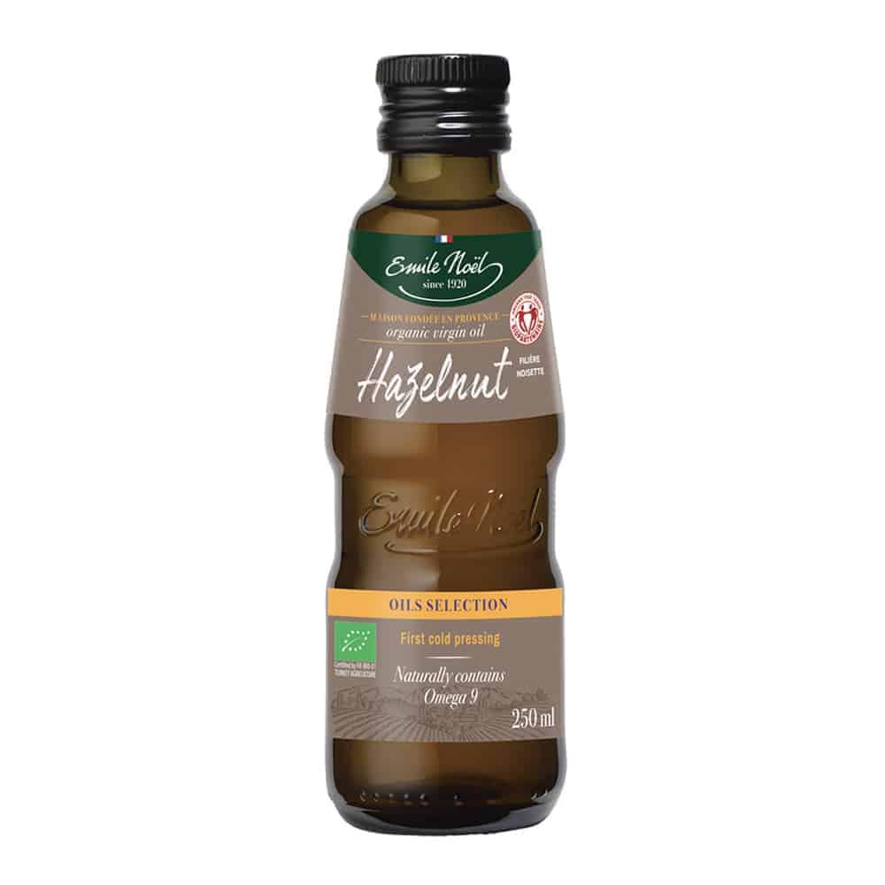Emile Noel Virgin Hazelnut Oil, Fair Trade, 250ml
