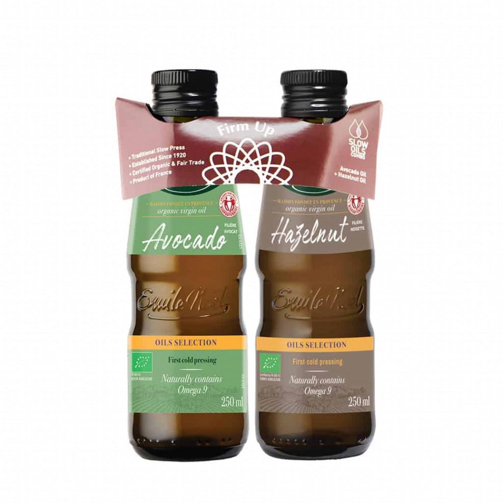 Emile Noel Firm Up, Fair Trade (Avocado + Hazelnut Oil)