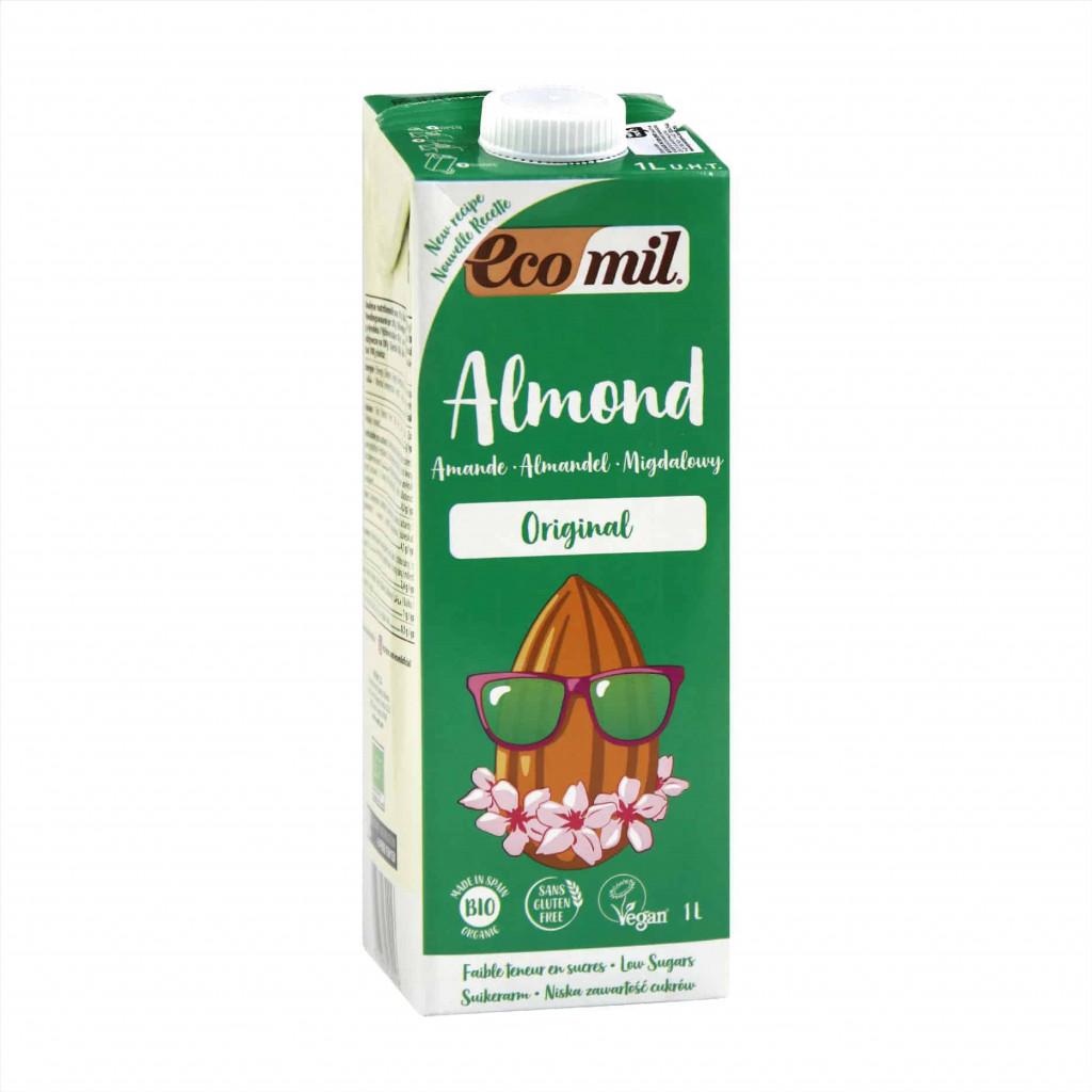 Ecomil  Almond Milk Agave 1L