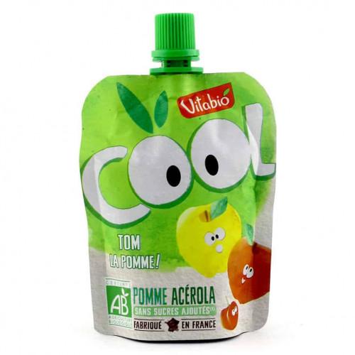 Packet of Vitabio Cool Fruit - Apple Juice, 90g