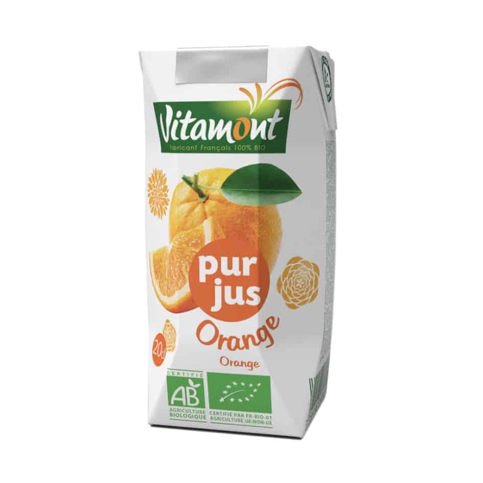 Vitamont Orange Juice, 200ml