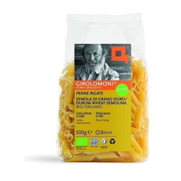 Girolomoni Penne Rigate Pasta, 500g