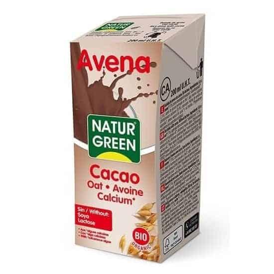 NaturGreen Oat Milk Chocolate, 200ml