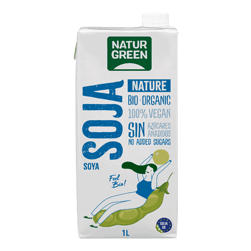 Naturgreen Soja Nature 1L