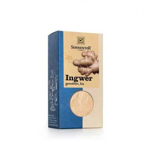 Sonnentor Organic Ginger Powder 35g