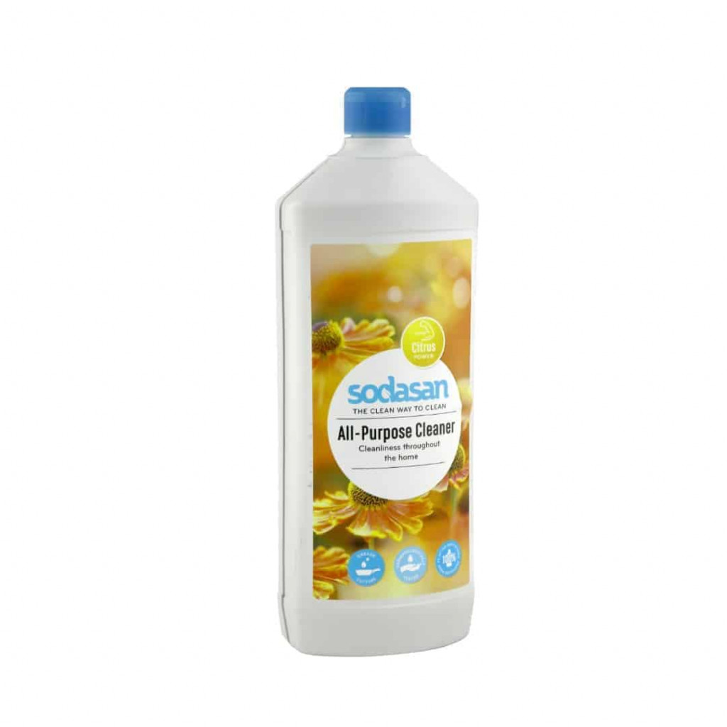 Sodasan Ecological All Purpose Cleaner Sensitive 1L