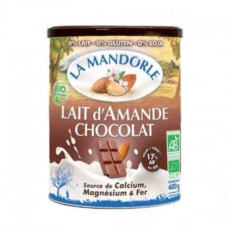 La Mandorle Almond & Chocolate Instant Powder 400g