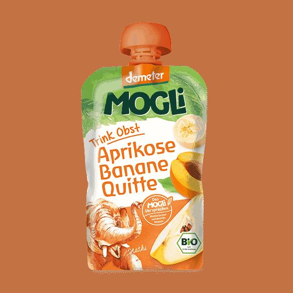 Mogli Bio-Dynamic Moothie Apricot, 100g