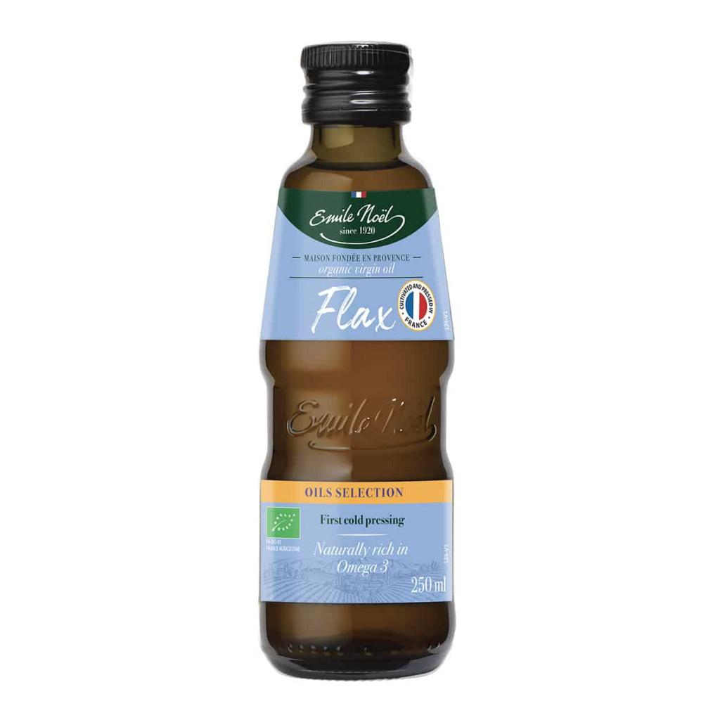 Emile Noel Virgin Flax Oil, 250ml
