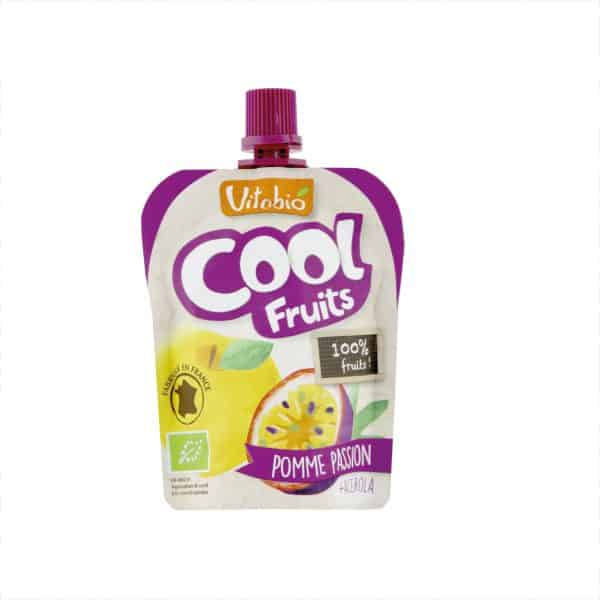 Vitabio Organic Cool Fruit Apple-Passion Fruit
