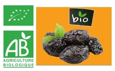 Lou Prunel Organic Agen Prune Puree, 400g