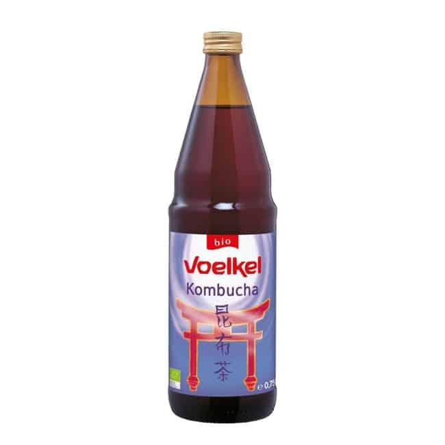Voelkel Organic Kombucha Original, 750ml