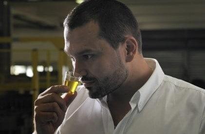 Emile Noel Oil Tasting