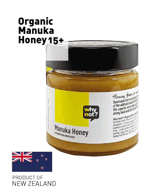 whynot manuka honey pop