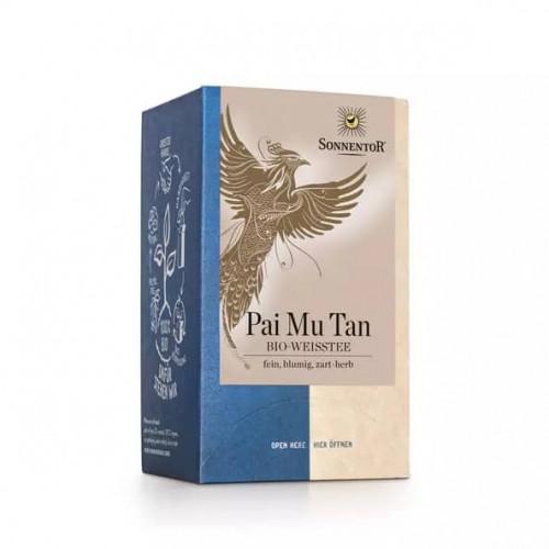 Sonnentor White Tea Pai Mu Tan Tea 18 bags