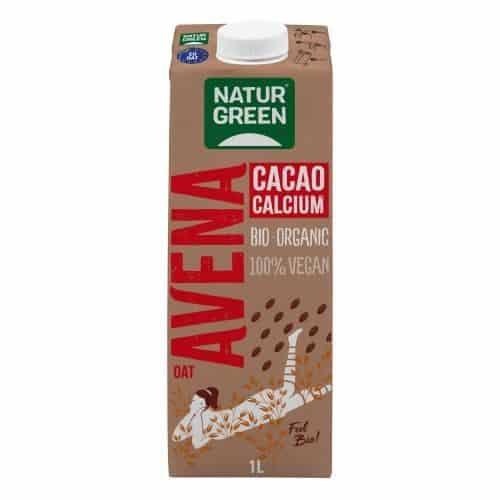 NaturGreen Oat Chocolate 1L