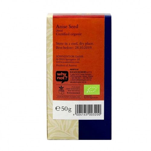@SNT Herbs Anise Seed bk
