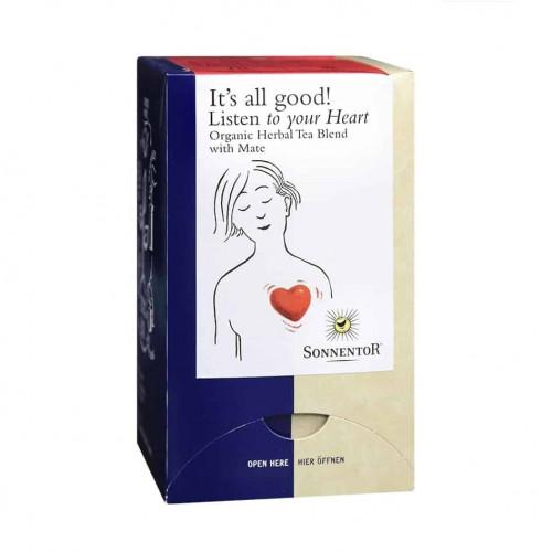 @SNT Tea Bag Blend Heart