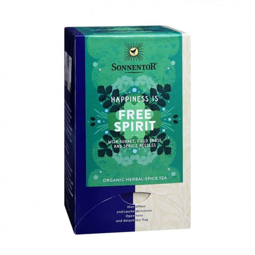 @SNT Tea Bag Hapiness Free Spirit