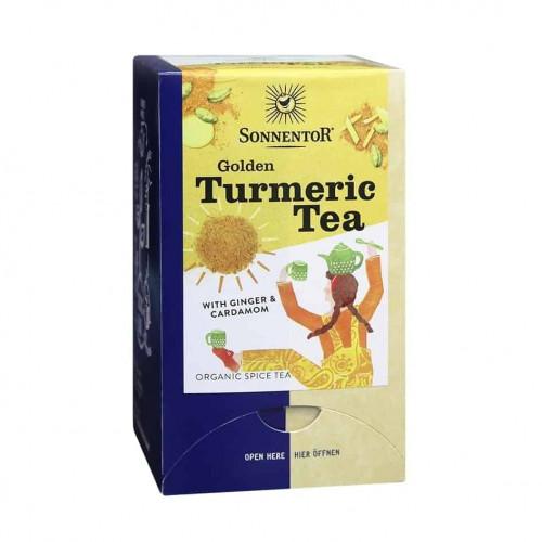 @SNT Tea Bag Tuemeric Golden