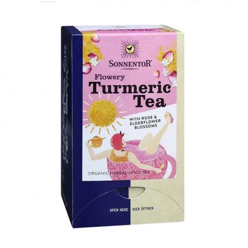 @SNT Tea Bag Turmeric Flowery