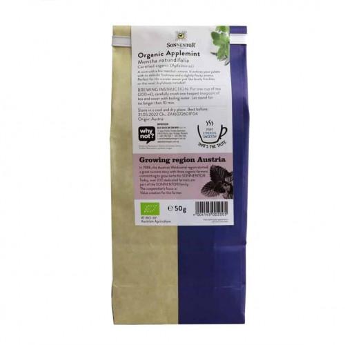 @SNT Tea Leaves Apple Mint bk