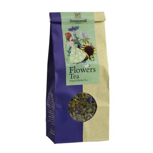 @SNT Tea Leaves Flowers