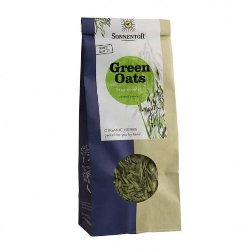@SNT Tea Leaves Green Oats