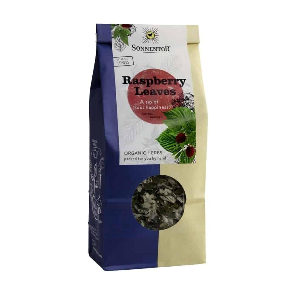 Sonnentor Organic Raspberry Leaves Tea, 50g
