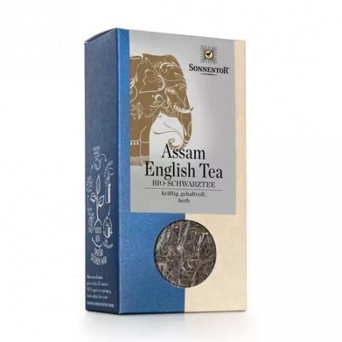 Sonnentor Organic Assam English Black Tea 95g